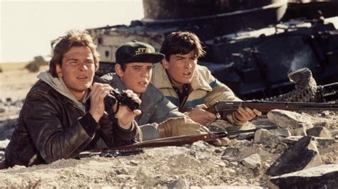 Red Dawn  Review: 1984 Movie | Hollywood Reporter