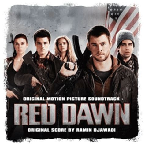 Red Dawn Soundtrack  2012