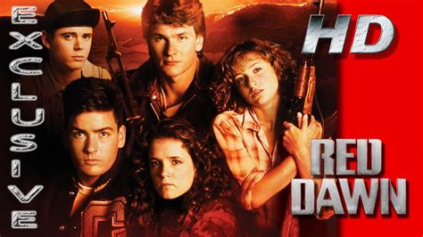 Red Dawn Theme   Music Video   1984   YouTube