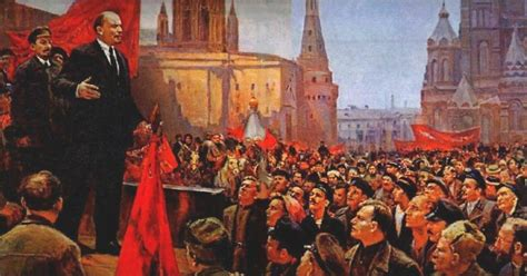 Red de Arte celebra los 100 años de la Revolución Rusa ...
