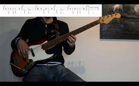 Red Hot Chili Peppers   Under The Bridge  Bass Cover   Tab ...