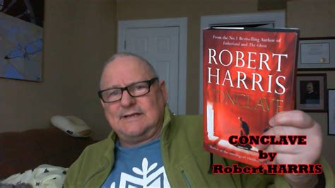 redCHAIRlibrary CONCLAVE by Robert HARRIS   YouTube
