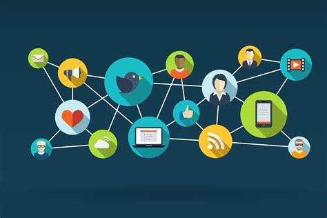 Redes Sociais   Muito Além da Presença   Lógica Digital
