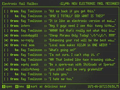 Redes sociales 1971 2016 timeline   Timetoast timelines