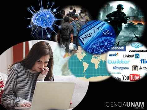 Redes sociales, ligadas a trastornos mentales   Ciencia UNAM