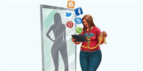 Redes sociales provocan trastornos alimenticios en ...