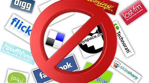 Redes sociales y prohibiciones legales