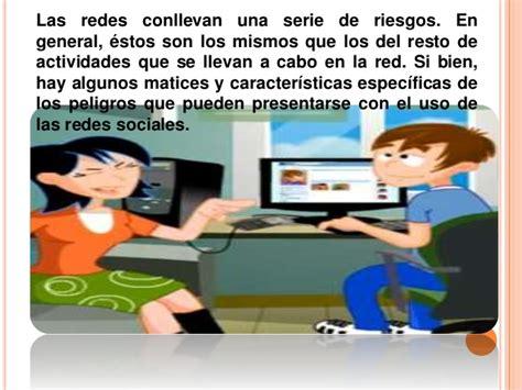 Redes sociales y sus peligros