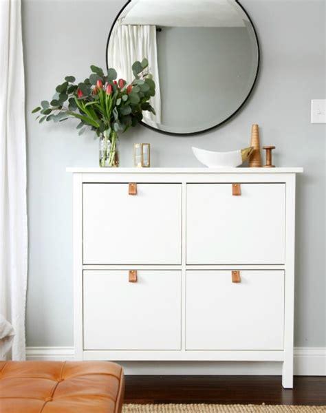 Rediseñando el Zapatero HEMNES de IKEA | Como organizar la ...