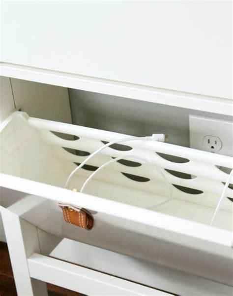 Rediseñando el Zapatero HEMNES de IKEA | Rent A House A1