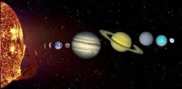 Reduciendo la escala del Sistema Solar para entenderlo ...