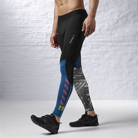 Reebok   Reebok ONE Series Fe26 Rush Compression Tight ...