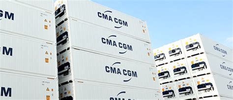 Reefer containers & technologies   CMA CGM