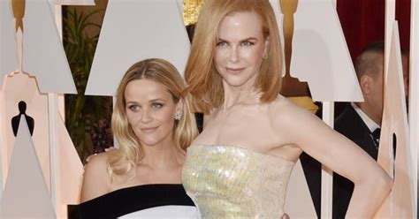 Reese Witherspoon, Nicole Kidman To Star in HBO Series
