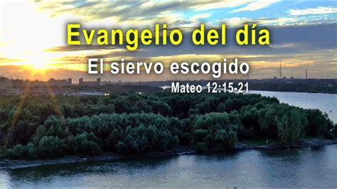 REFLEXION CRISTIANA El siervo escogido | Reflexión y ...