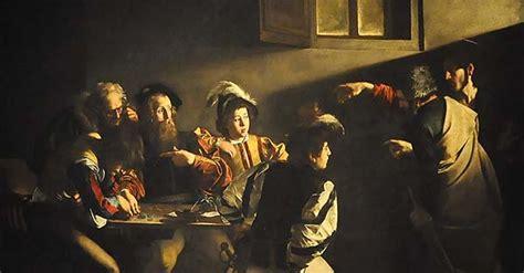 Reflexión sobre la vocación de san Mateo en el cuadro de ...