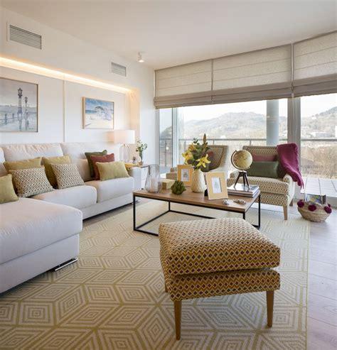 Reforma integral de piso en Donostia | Salones | Salón ...