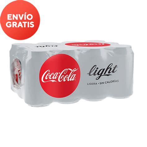 Refresco Coca Cola Light 235 Ml 8 Pack Lata en Soriana ...