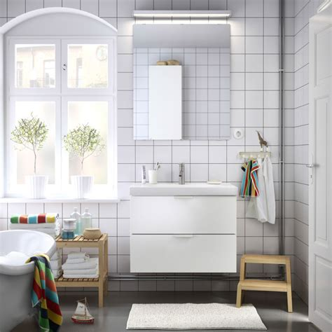 Refresh your bathroom Scandinavian style   IKEA