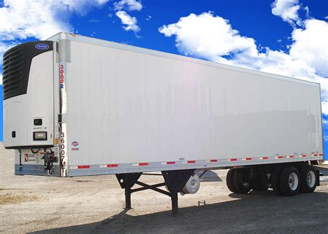 Refrigerated Trailer Rental and Leasing : Commonwealth ...