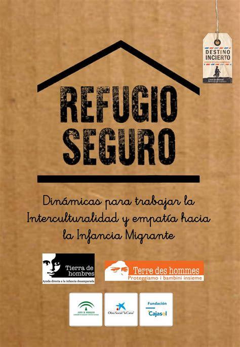 Refugio Seguro: Dinámicas para trabajar la ...
