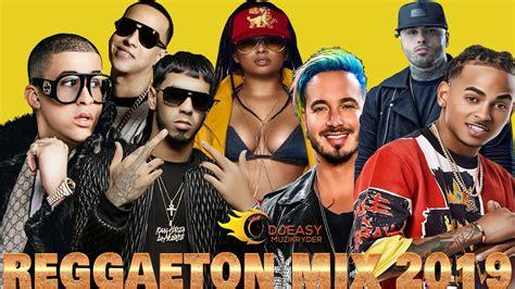 Reggaeton Mix 2019  June 2019  J.Balvin,Daddy Yankee,Ozuna ...