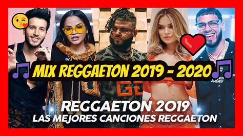 Reggaeton Mix 2019 ️ Lo Mas Escuchado Reggaeton 2019 ...