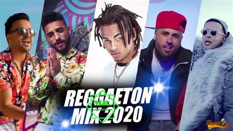 Reggaeton Mix 2020   Estrenos Reggaeton 2020 Lo Mas Nuevo ...