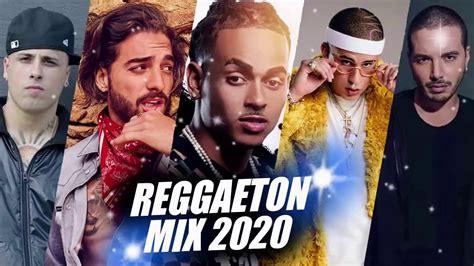 Reggaeton Mix 2020 HD Maluma, Manuel Turizo, Nacho, J ...