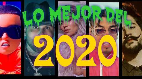 Reggaeton Mix 2020   Lo Mas Escuchado Reggaeton Del 2020 ...