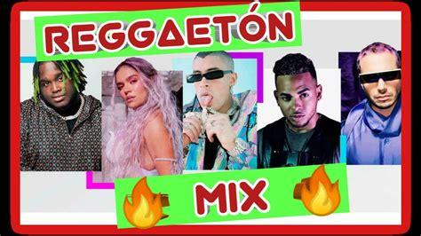REGGAETON MIX 2020  [Más ESCUCHADO Reggaeton 2020 ...