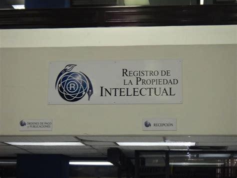 Registro de la Propiedad Intelectual 2