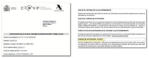 Registro por Internet en el sistema Cl@ve con certificado ...