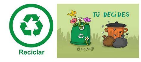 Regla de las tres erres ecológicas: Reducir, reutilizar ...