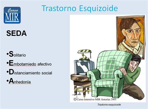 #Reglas Nemotécnicas   Trastorno Esquizoide   #Psiquiatría ...