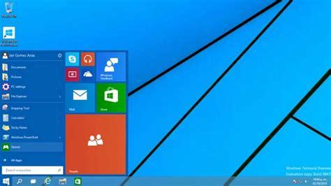 Regresar a la Start Screen en Windows 10   YouTube