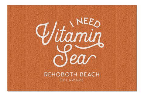 Rehoboth Beach, Delaware   I Need Vitamin Sea   Orange ...