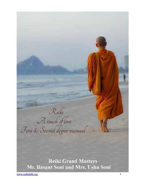 Reiki Healing   Reikitirth s Reiki Manual |authorSTREAM