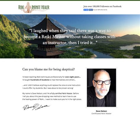 Reiki Infinite Healer Course Review – Kevin Johnson – Medium