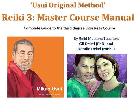 Reiki Level 3 Master, Manual PDF   Payhip
