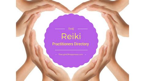 Reiki Near Me: Reiki Practitioners Directory 2019 | The ...