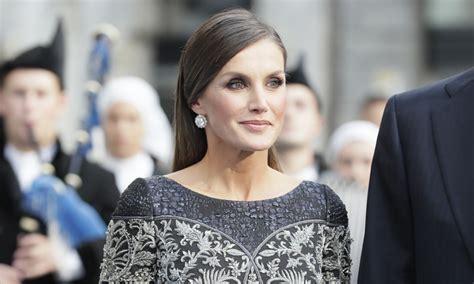 Reina Letizia, su look en los Premios Princesa de Asturias ...