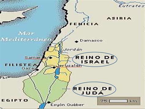 REINO DE ISRAEL – Diccionario Enciclopédico de Biblia y ...