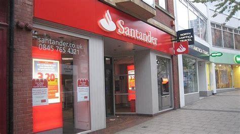 Reino Unido multa al Banco Santander por información ...