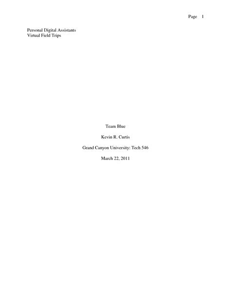 Related Pictures Running Head Apa Formatted Title Page ...