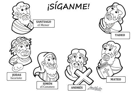 RELIBLOGUEAMOS: LOS APOSTOLES