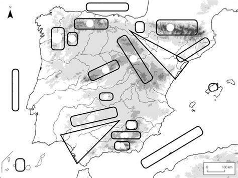 Relieve, ríos y clima de España  Tema 1 y 2 – C. sociales ...