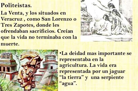 Religión de la cultura Olmeca   Cultura Olmeca
