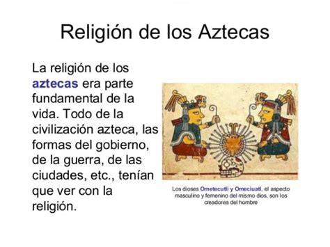Religión de los AZTECA   RESUMEN + CARACTERÍSTICAS!