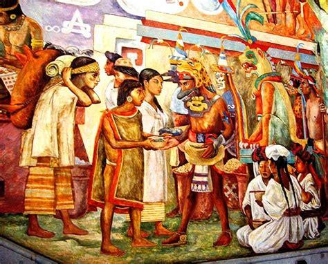 Religión de los Aztecas   Etnias